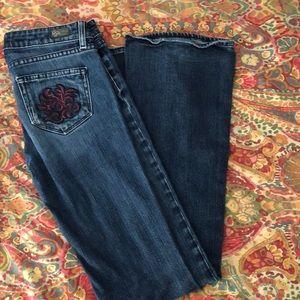 Paige Denim Boot Cut Jeans